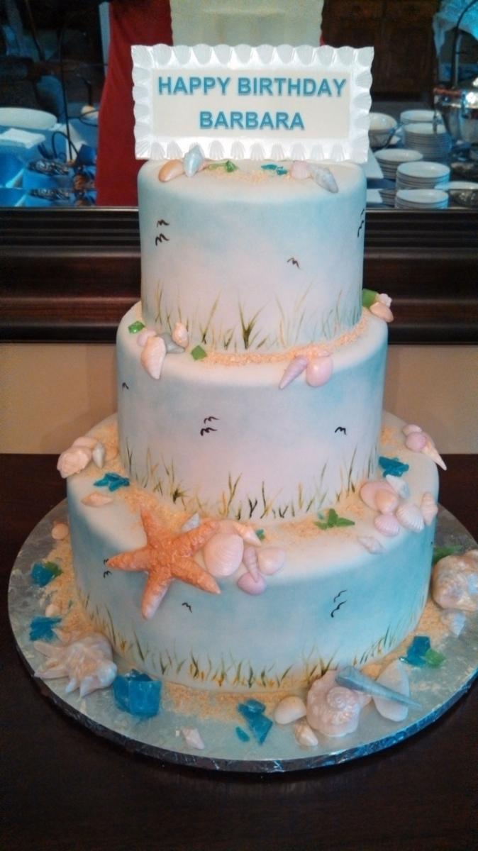 Birthday Cakes Artistic Desserts