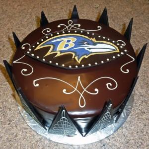 Groom-Raven-Cake