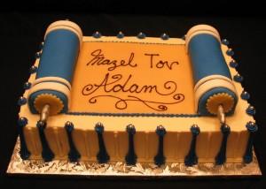 mitzvah_scroll_cake