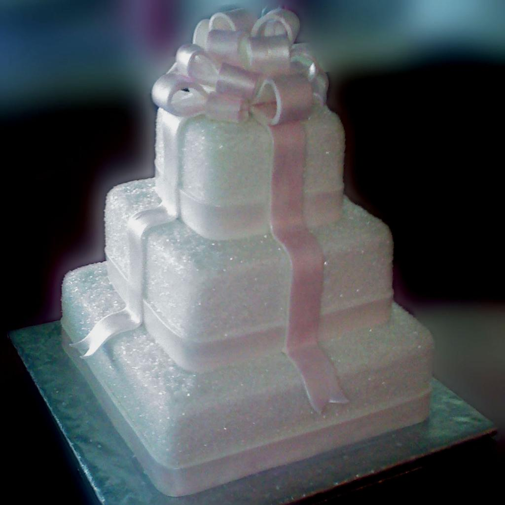 Gift box wedding cakes artistic desserts gift box wedding cakes negle
