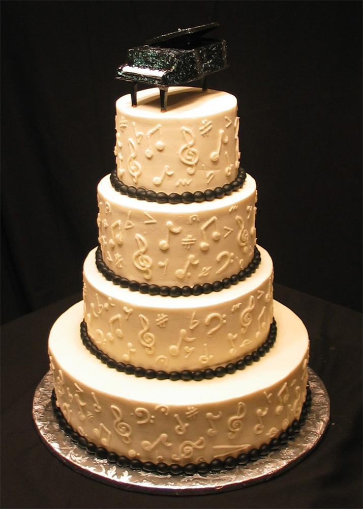 Baltimore Artistic Wedding Cakes