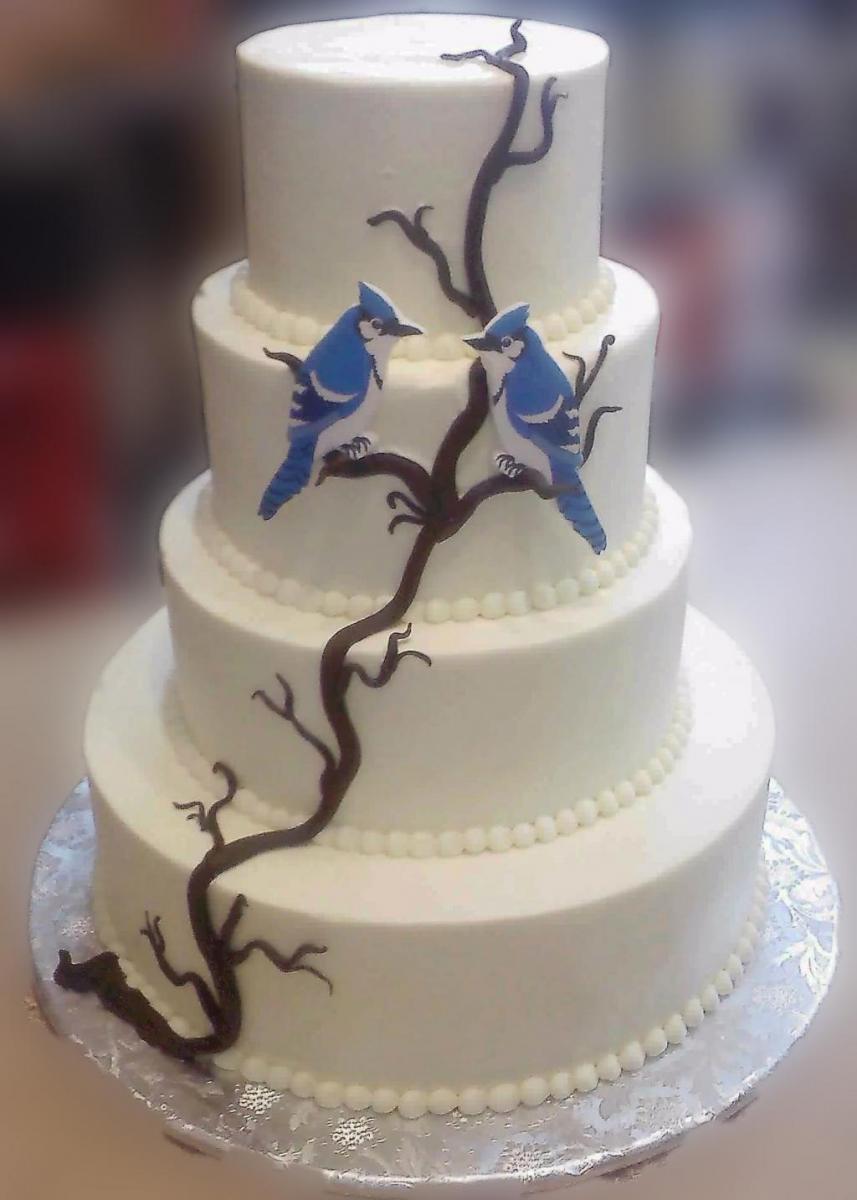 wedding cakes - baltimore